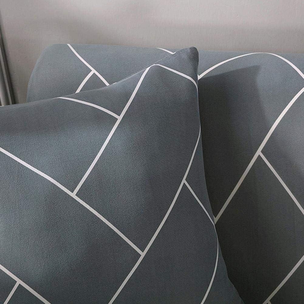 3 Seater /£/º190-230cm Cafopgrill Copridivano Impermeabile Antipioggia Elastico antiruggine per Divano Copridivano//Due//Tre//Quattro posti