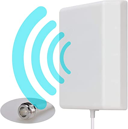 698-2700MHz Indoor Directional Panel Antenna LTE  for 700 Verizon AT/&T Booster
