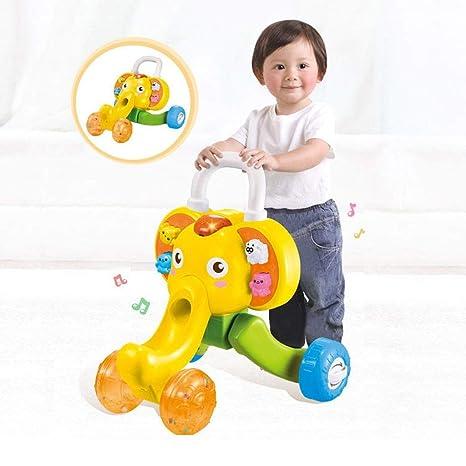 Andador de bebe Baby Walker Multifunción antivuelco para niños ...