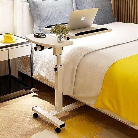 Ordenador de sobremesa Cama en casa Ordenador portátil Mesa elevadora móvil Mesita de Noche Escritorio Bandeja