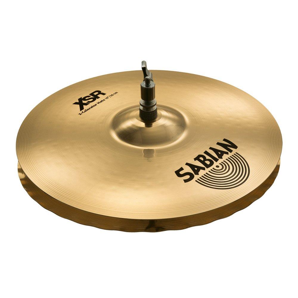 Sabian XSR1402LB 14'' XSR X-Celerator Hats Cymbal