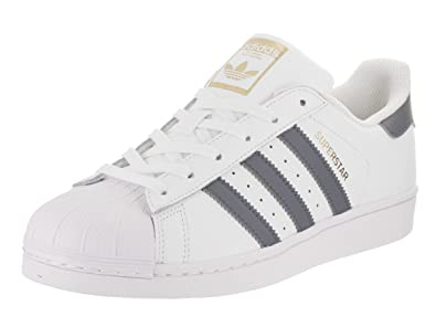 Cheap Adidas Superstar Foundation SparkleS White/Gold Sparkle Shoes.eu