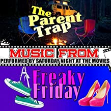 Music from the Parent Trap & Freaky Friday [Clean]
