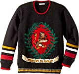 Dolce & Gabbana Kids Baby Boy's Sicily Sweatshirt (Toddler/Little Kids) Black Print 2T Toddler