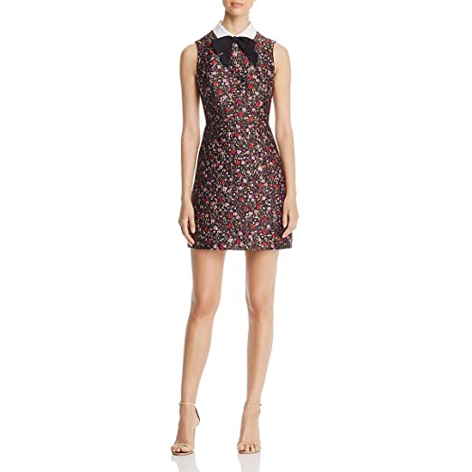 Kate Spade Womens Ma Cherie Sleeveless Knee-Length Cocktail Dress