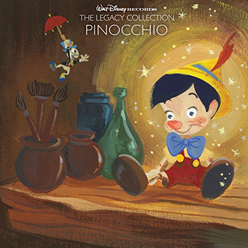 Walt Disney Records The Legacy Collection: Pinocchio [2 CD]]()