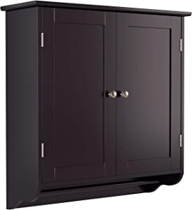 related image of             Homfa Bathroom Wall Cabinet, Over The Toilet
