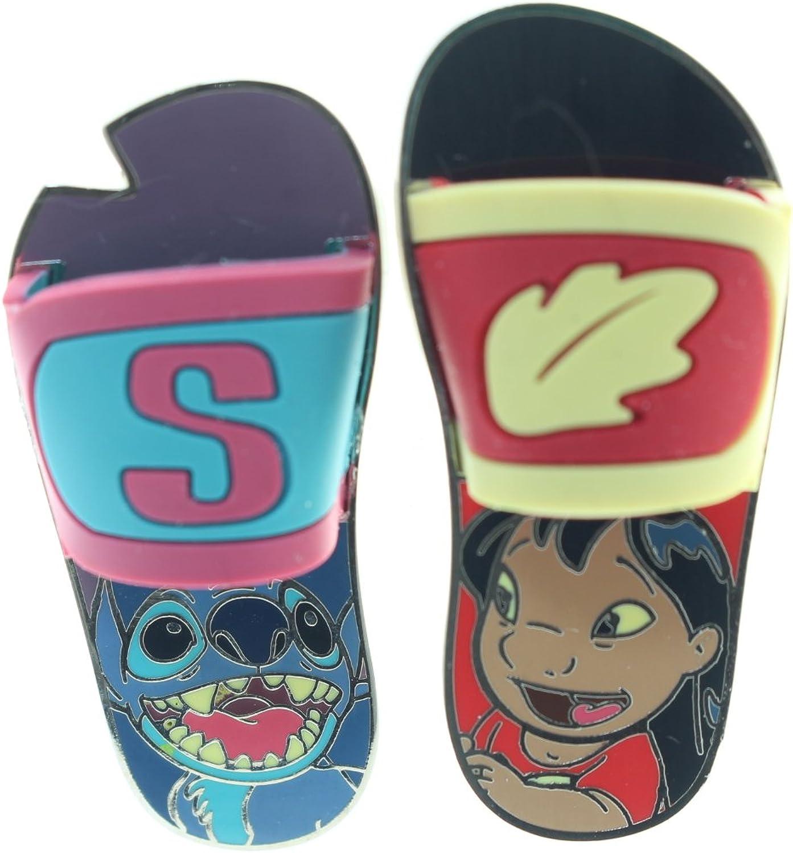 Disney Hong Kong Sandals / Flip Flops - Lilo & Stitch (2 Pin Set) 61d3smIHwDL