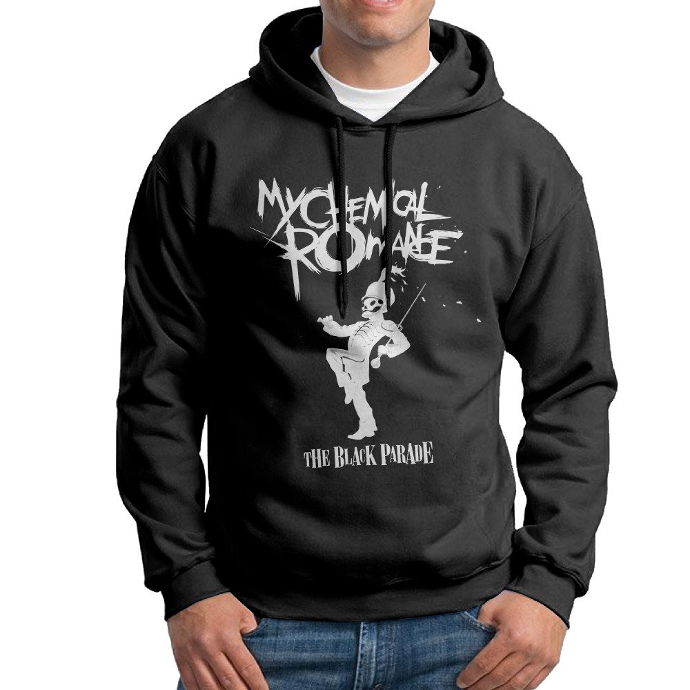 My Chemical Romance The Black Parade Men's Novelty Hoodie Edgeworth Corp