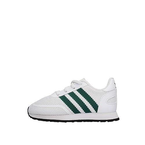 stile di moda 100% qualità vari colori Adidas Scarpe Sneakers N-5923 Bambino Bianco CG6974: Amazon.es ...