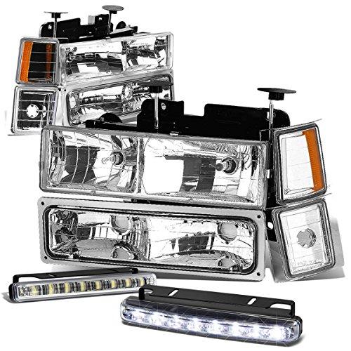 95 silverado cab light - 6