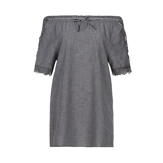 Happy-day Blusas Transparentes,Camisas Mujer,Tops Cortos Mujer,Blusas Para Mujer
