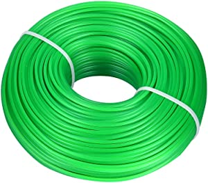 """CHRORINE Weed Wacker Eater String .080"""" Trimmer Line Nylon String Replacement Trimmer Line .080"""" X 328ft - Round"""