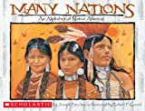 img - for Many Nations: An Alphabet of Native America book / textbook / text book
