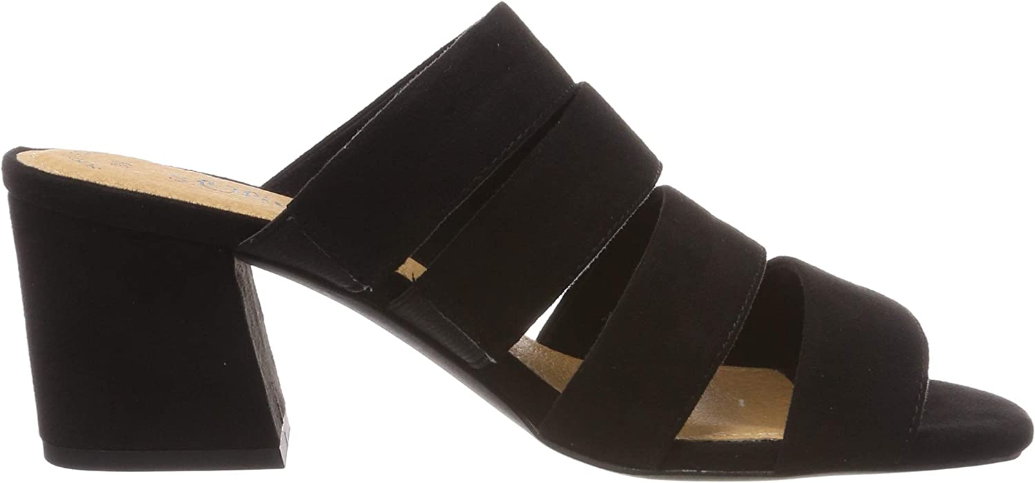 s.Oliver 5-5-27206-22 001 Mules para Mujer