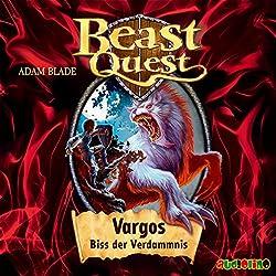 Vargos, Biss der Verdammnis (Beast Quest 22)