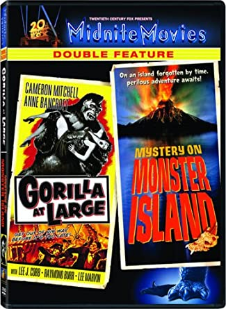 ce9aeefb25 Amazon.com  Gorilla at Large   Mystery on Monster Island  Terence ...