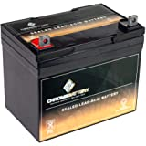 Chrome Battery 12V 35AH lead_acid_battery