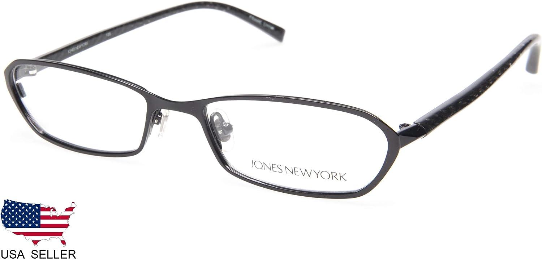 JONES NEW YORK Eyeglasses J326 Dark Brown 56MM