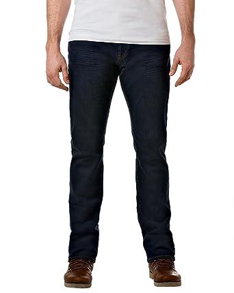 Amerian Tall Men S Semi Slim Straight Leg Jeans In 34
