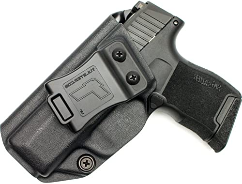 Tulster IWB Profile Holster in Left Hand fits: Sig P365