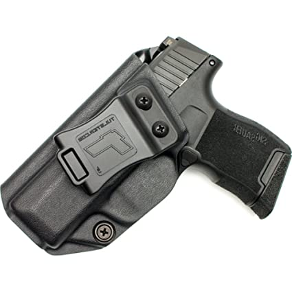 Right Hand Tulster Sig P365 Holster IWB Profile Holster Gun