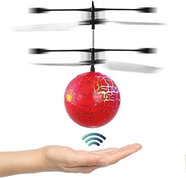 Joy-Fun Juguetes de Niños Bola Voladora Flying Ball Juguetes al ...