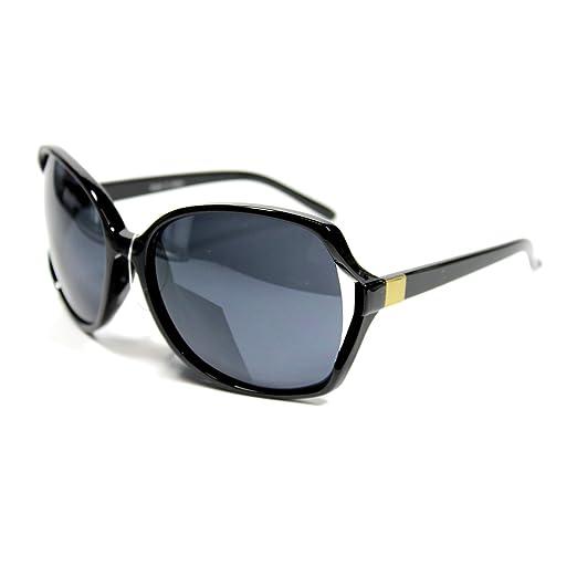 2f986e6e46 Amazon.com  J1 Style 1 Fashionable Oversized Design Women s Sunglasses   Clothing