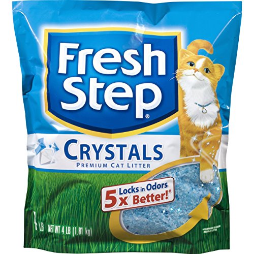 Fresh Step Crystals Premium Scented