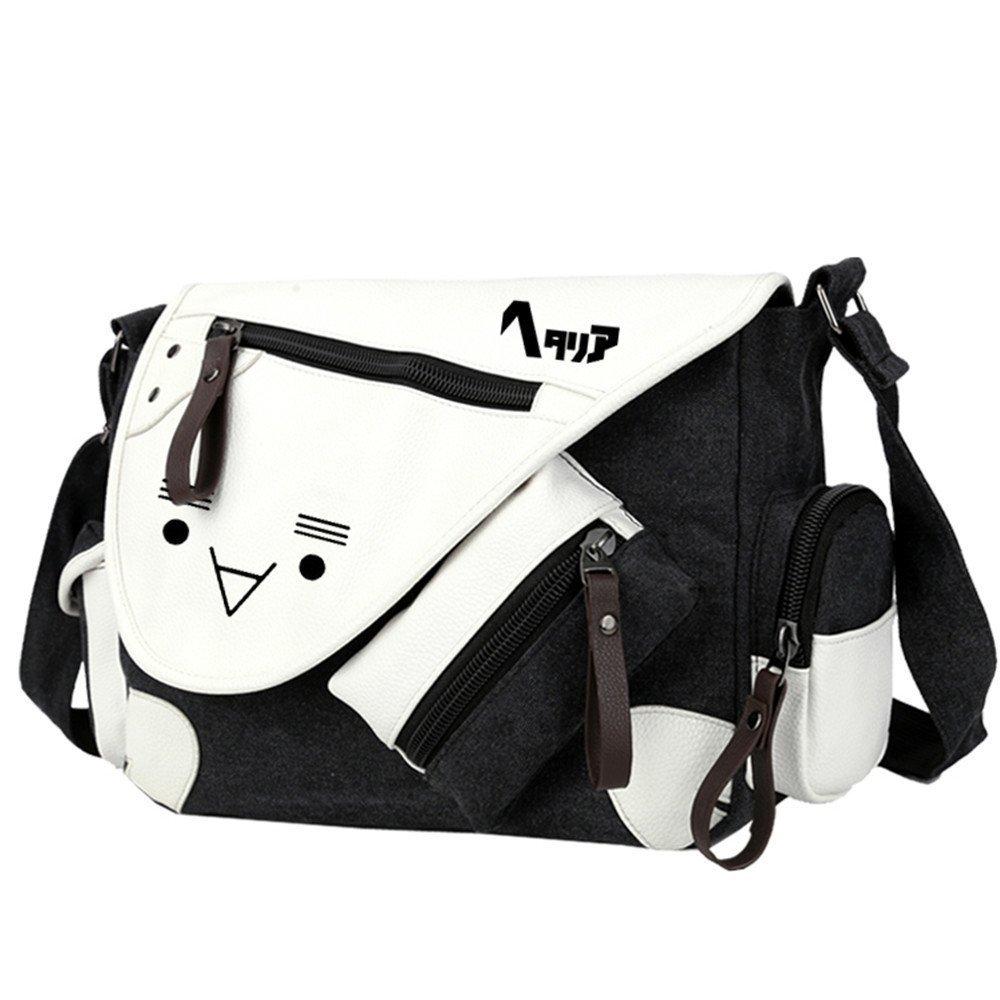 0d8deb31d113 Siawasey Japanese Anime Cosplay Handbag Messenger Bag Backpack Shoulder Bag  50%OFF