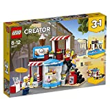 LEGO Creator 3in1 Modular Sweet Surprises Building Blocks for Kids 8 to 12 Years (396 Pcs) 31077
