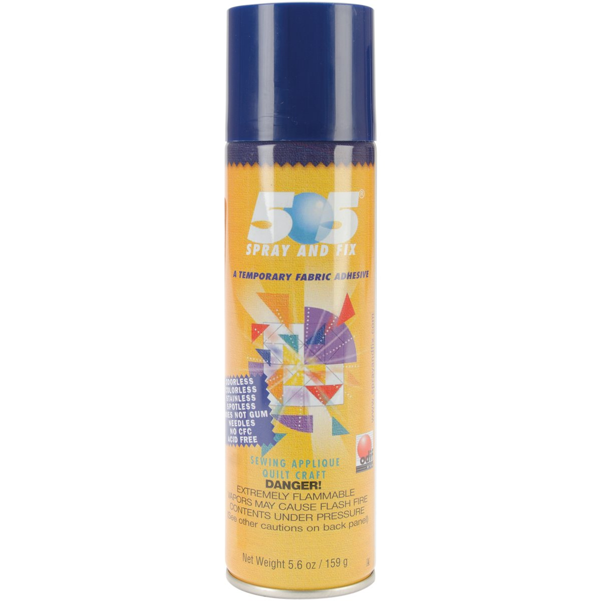 Odif Usa 5.6-Ounce 505 Spray and Fix Temporary Fabric Adhesive