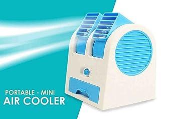 VOLTAC Air Conditioning Mini Perfume Turbine Fan  Multicolor  Model 388422