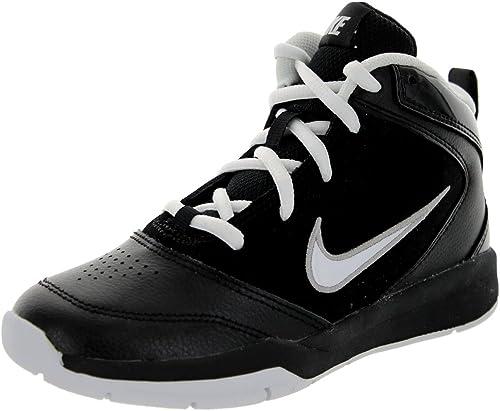 NIKE Nike team hustle d 5 (gs) zapatillas set baloncesto nino ...
