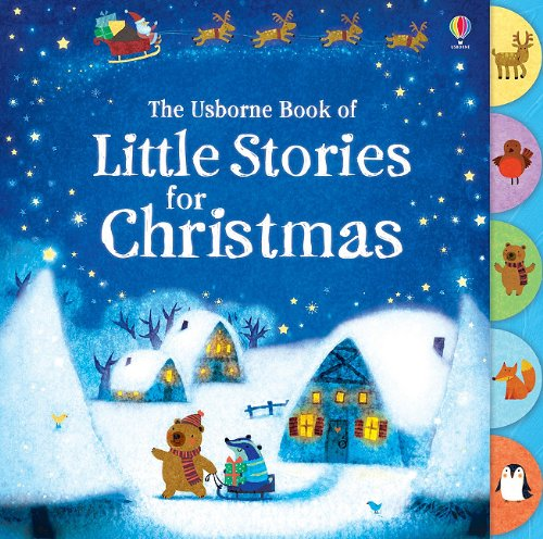 Little Stories for Christmas (Usborne Book Of...) -