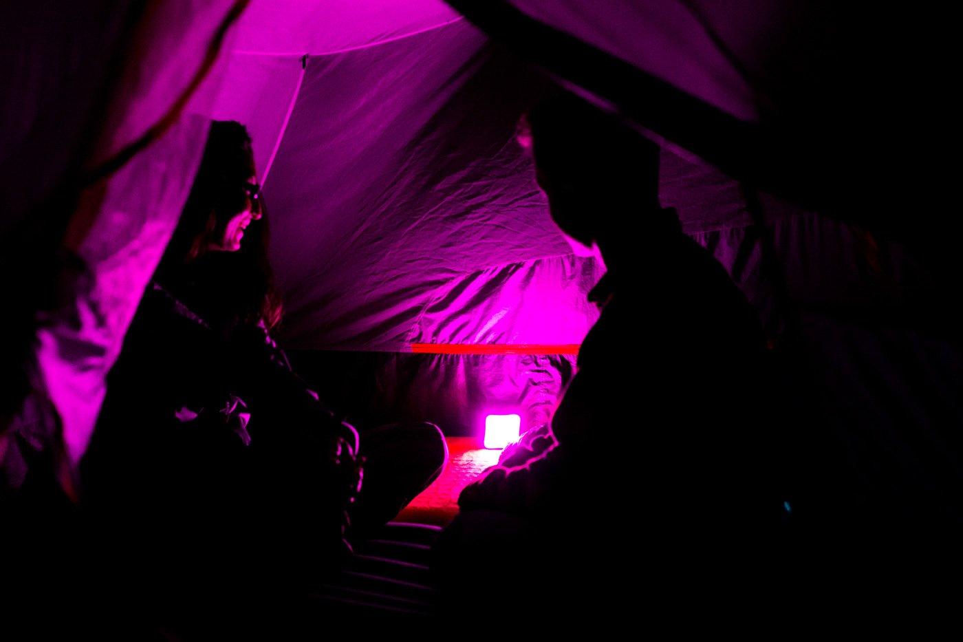 BioLite Sunlight Solar Powered Lantern, Grey by BioLite (Image #8)