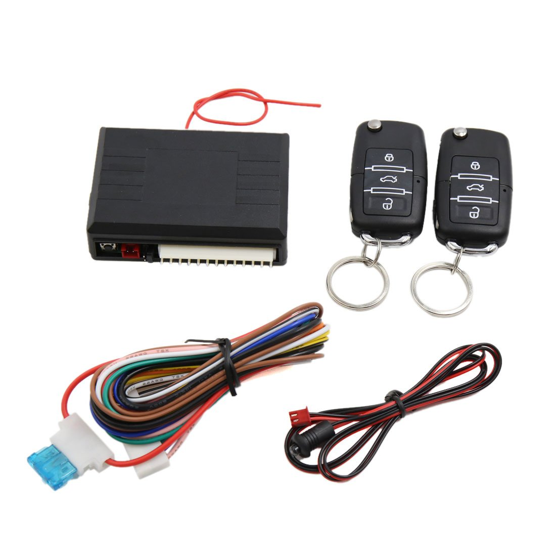 Bighawks M604 R8150 Keyless Entry System Wiring Diagram 55 Car Sl1100 Amazon Com Camrom Universal Remote Central Kit At