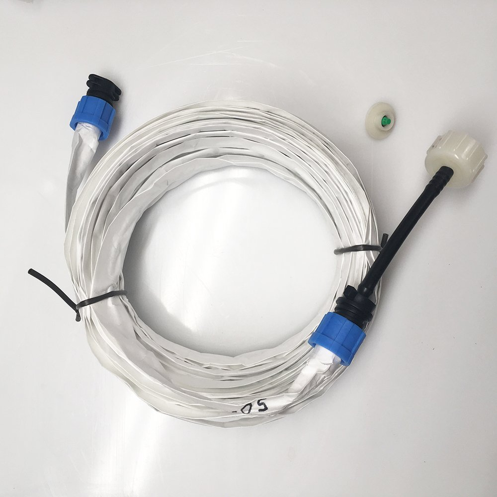 4/'x8/' Garden Bed Blumat EasySoak Automatic Watering Slow Soaker Hose System for One Flow Restrictor and Fittings Included 1 Adapters