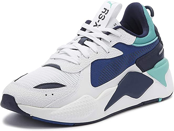 puma rs x homme blanche