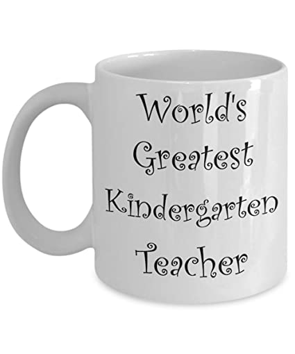 kindergarten teacher mug gifts men women coworkers mugs are best gifts for