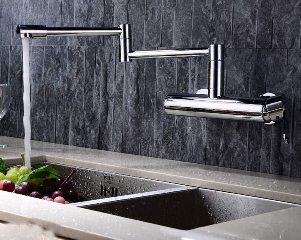 Lrsny Schwenk die küchenarmatur, schwenken die pflanzlichen Becken Wasserhahn.