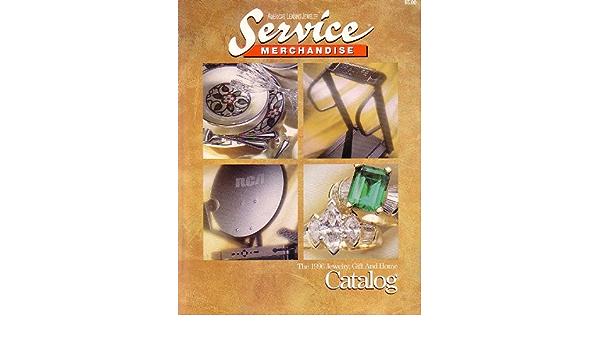 Service Merchandise Catalog 1996 Amazon Com Books