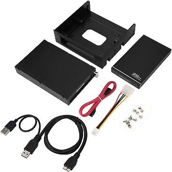 Richer-R olmaster USB3.0 caja de disco duro, Interno y External ...