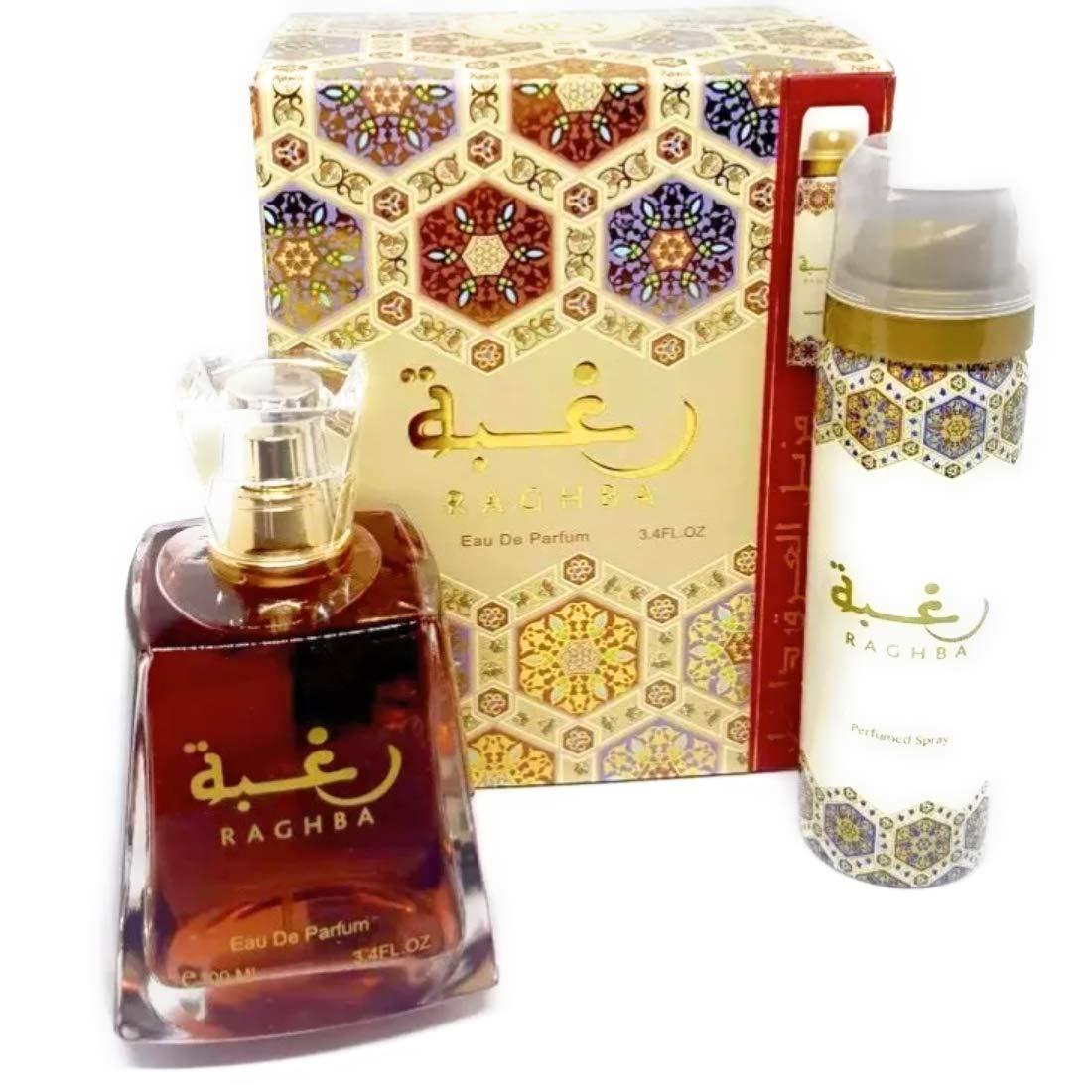 Lattafa Raghba EDP 100ml Perfume