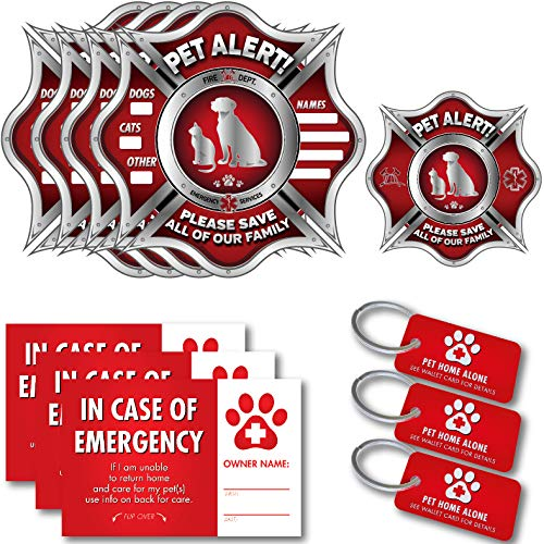 Fire Dog Decal - 6