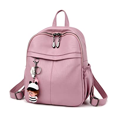 d51169eb997c Backpack Womens, YIMOJI Small Backpacks for Women Leather Backpack ...