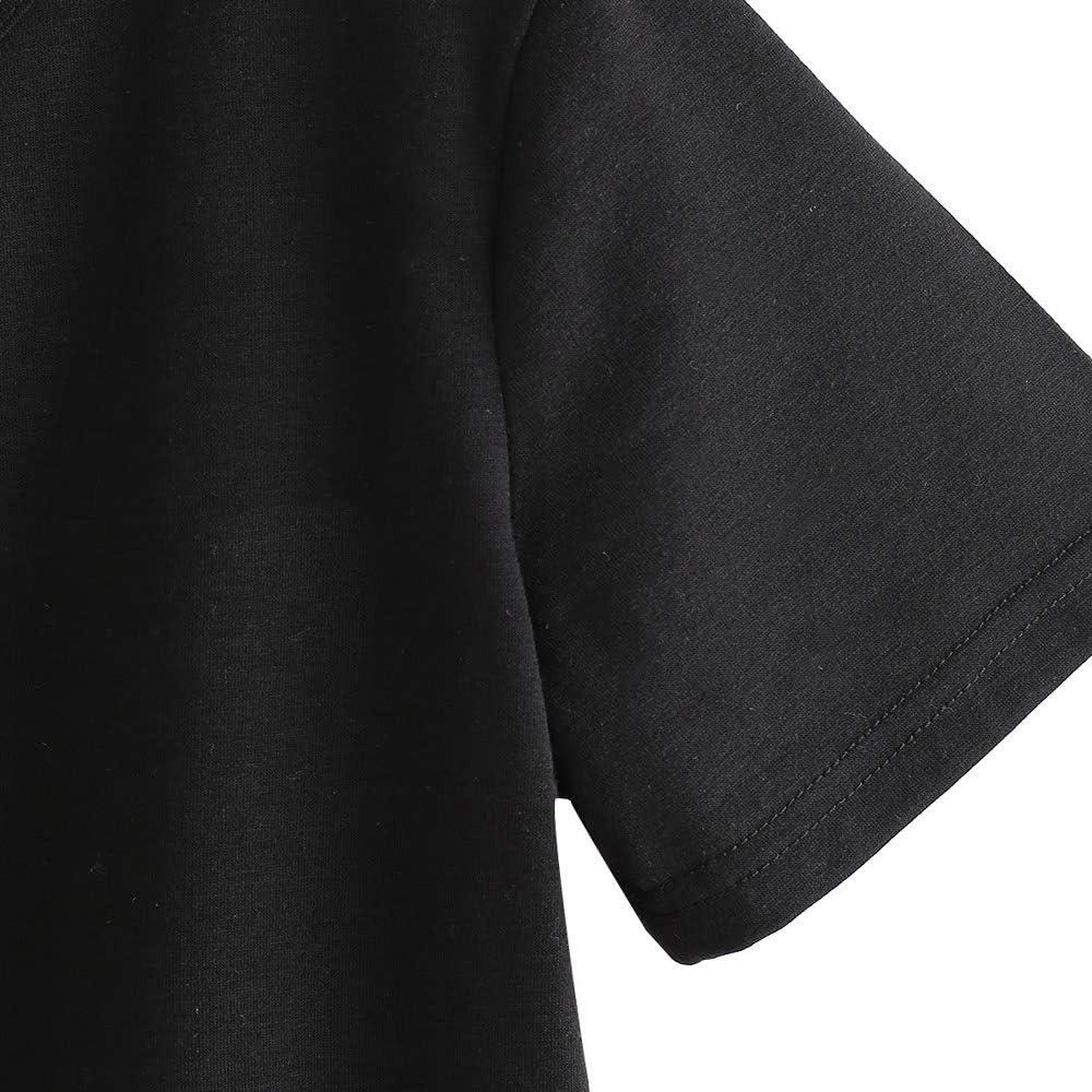 Smooffly Womens Sodom Logo Short Sleeve Crop Top T-Shirts