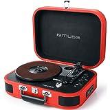 Giradiscos Muse MT-102 LT con LED y la batería: Amazon.es: Electrónica