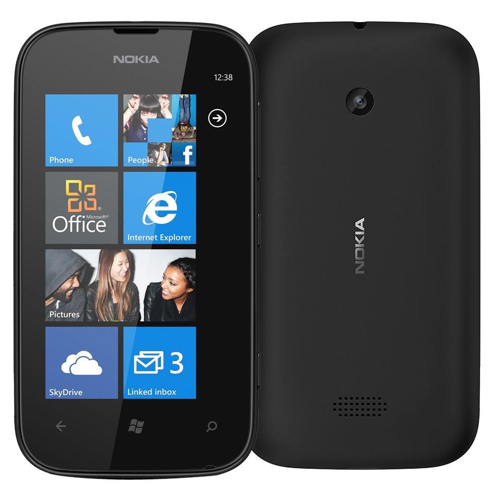 Nokia Lumia 510 White Electronics 603 2gb Black
