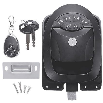 RV, Trailer & Camper Parts US Full Metal Key-less Entry Door Lock